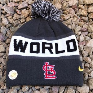 St. Louis Cardinals World Series Beanie/Skully